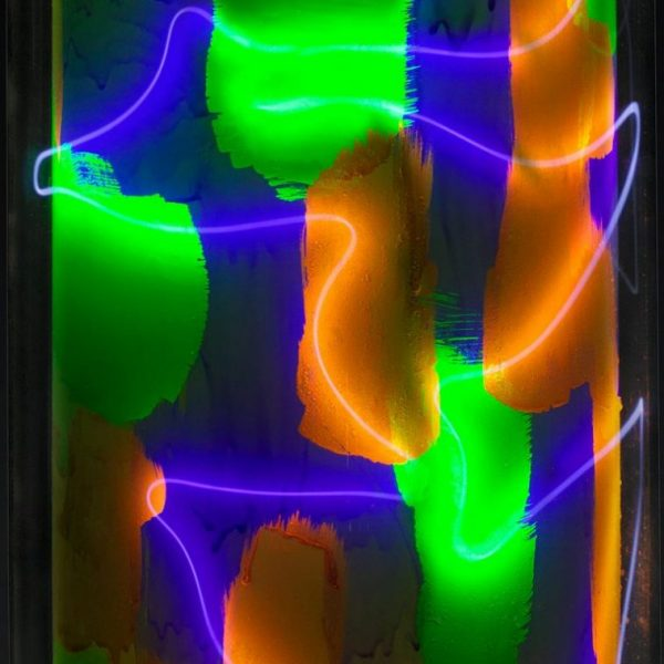 neon art phosphors for plasma and neon artists